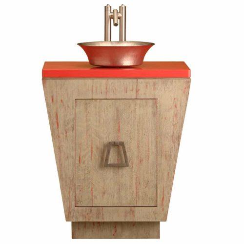 "Bel Air Modern Sink Base Cabinet- 30"""