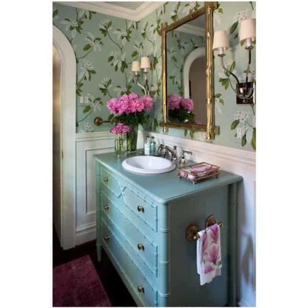 Custom Installed Bristol Sink Base. Design: Laura Lee Design
